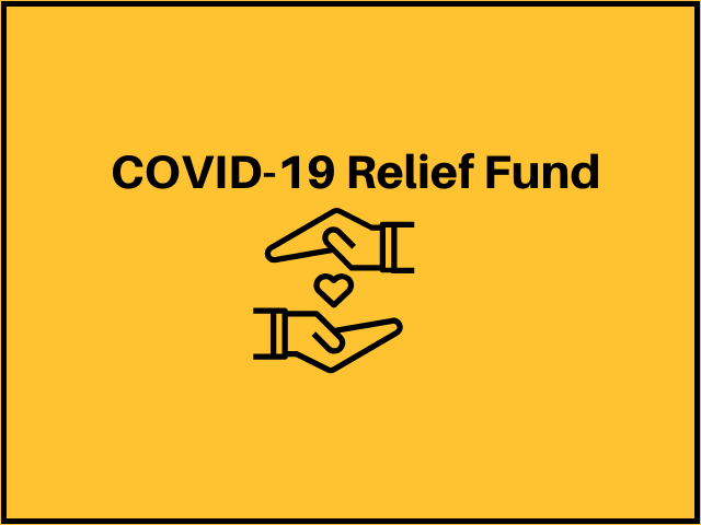 Application for COVID Relief Fund & Contributions